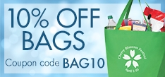 10% Off Bags