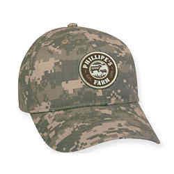 Customized Digital Camouflage Cap
