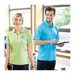 Customized Moreno Short Sleeve Polo - Women's