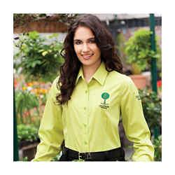 Customized Preston Long Sleeve Shirt - Women's
