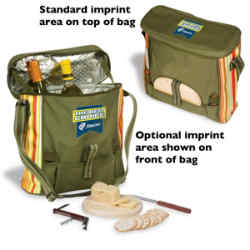 Customized Daypack Picnic Cooler