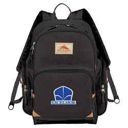 Customized High Sierra® Warren Compu-Backpack