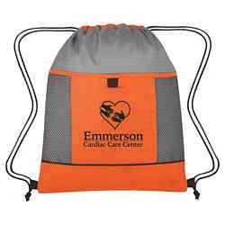 Customized Honeycomb Ripstop Drawstring Bag