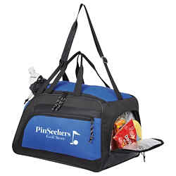 Customized On-the-Go Sports Duffel Bag