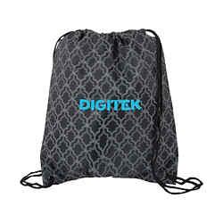 Customized Designer Drawcord Sport Pack Backpack