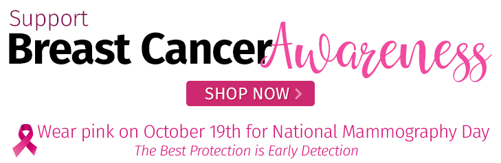 Show Your Support with Breast Cancer Awareness Merchandise