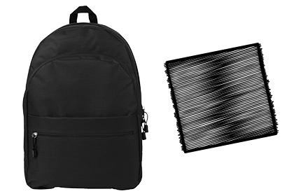 Backpack Bundle - Black
