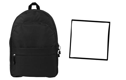 Backpack Bundle - White