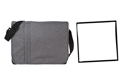 Messenger Bag Bundle - White
