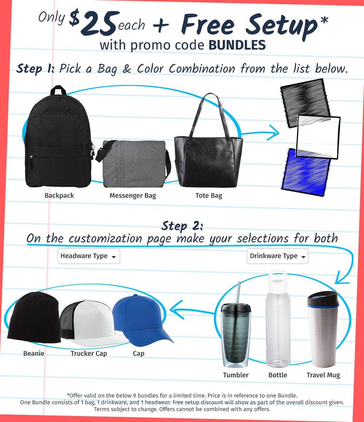 Mix and Match Your Own Bundle