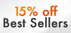 Bestsellers - 15%