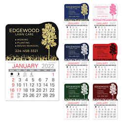 Customized Value Stick Calendar - Landscape