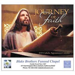 Customized Wall Calendar Journey of Faith-Universal