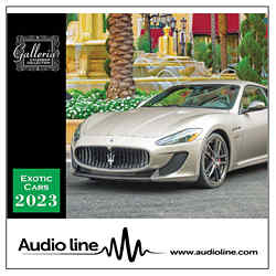 Customized Magnus Calendars - Exotic Cars