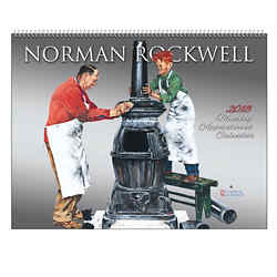 Customized Executive Appointment Calendar-Rockwell