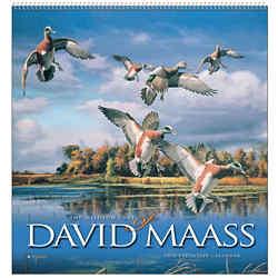 Customized Executive Appointment Calendar-Maass