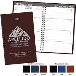 Customized Triumph® Classic Weekly Desk Planner
