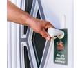 Call 1.866.907.PENS (7367) to customize your Door Hangers today!