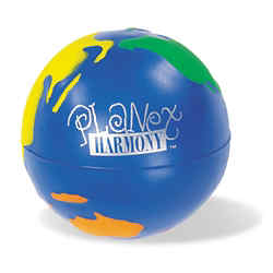 Customized Globe Stress Relievers