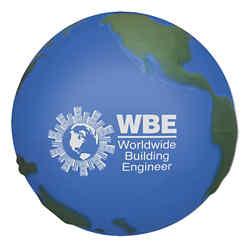 Customized Globe Shape Stress Reliever
