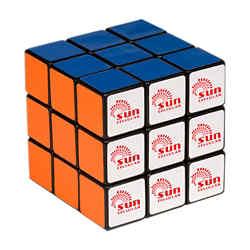 Customized Rubik's Cube 9 Panel Stock