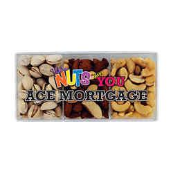 Customized 3Way Show Piece - Nuts