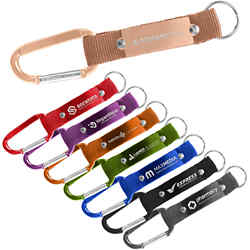 Customized Carabiner Elite Key Tag