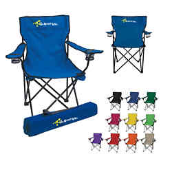 Customized Folding Chair with Carrying Bag