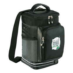 Customized Cutter and Buck® Tour Golf Bag Cooler