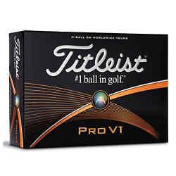 Customized Titleist® Pro V1® Golf Ball Std Serv