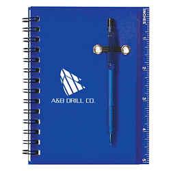 Customized Spiral Notebook & Pen