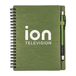 Customized Mercury Notebook Set