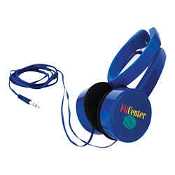 Customized Soundwave Foldable Headphones