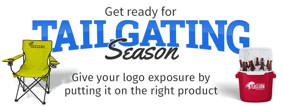 Tailgating, Promote your brand at sporting events.