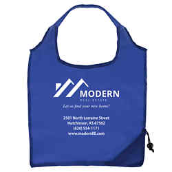 Customized Foldable Shopper Tote
