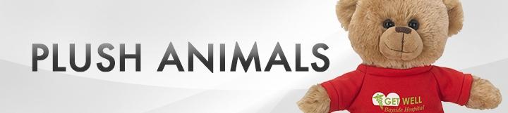 Landing Page - A - Plush Animals - PPC