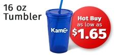 Hot buy - 16 oz double wall tumbler