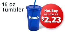 Hot buy - 16 oz double wall tumbler
