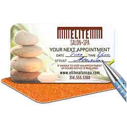 Customized Write-On Emery Board - Full Colour