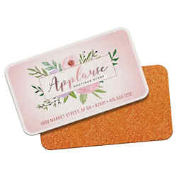 Customized Business Card Emery Board - Full Colour