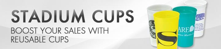 Landing Page - D - Stadium Cups - PPC