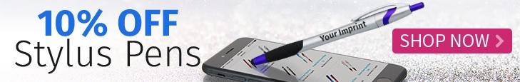 10% off Stylus Pens - Shop Now!