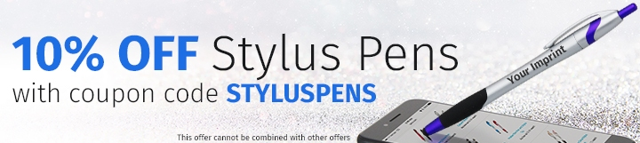 Pens and Writing - Stylus Pens - 10% off