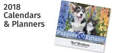 Shop 2018 Calendars and Planners