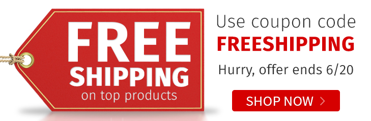 Free Shipping on select products - Shop Now!