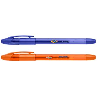 Customized Translucent Iris Quick Dry Gel Pen