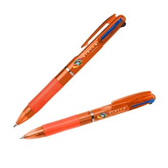 Customized Full Color Inkjet Task Master Multi-Ink Pen