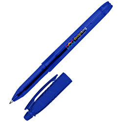 Customized Full Colour Inkjet Recycled Liv Gel Pen