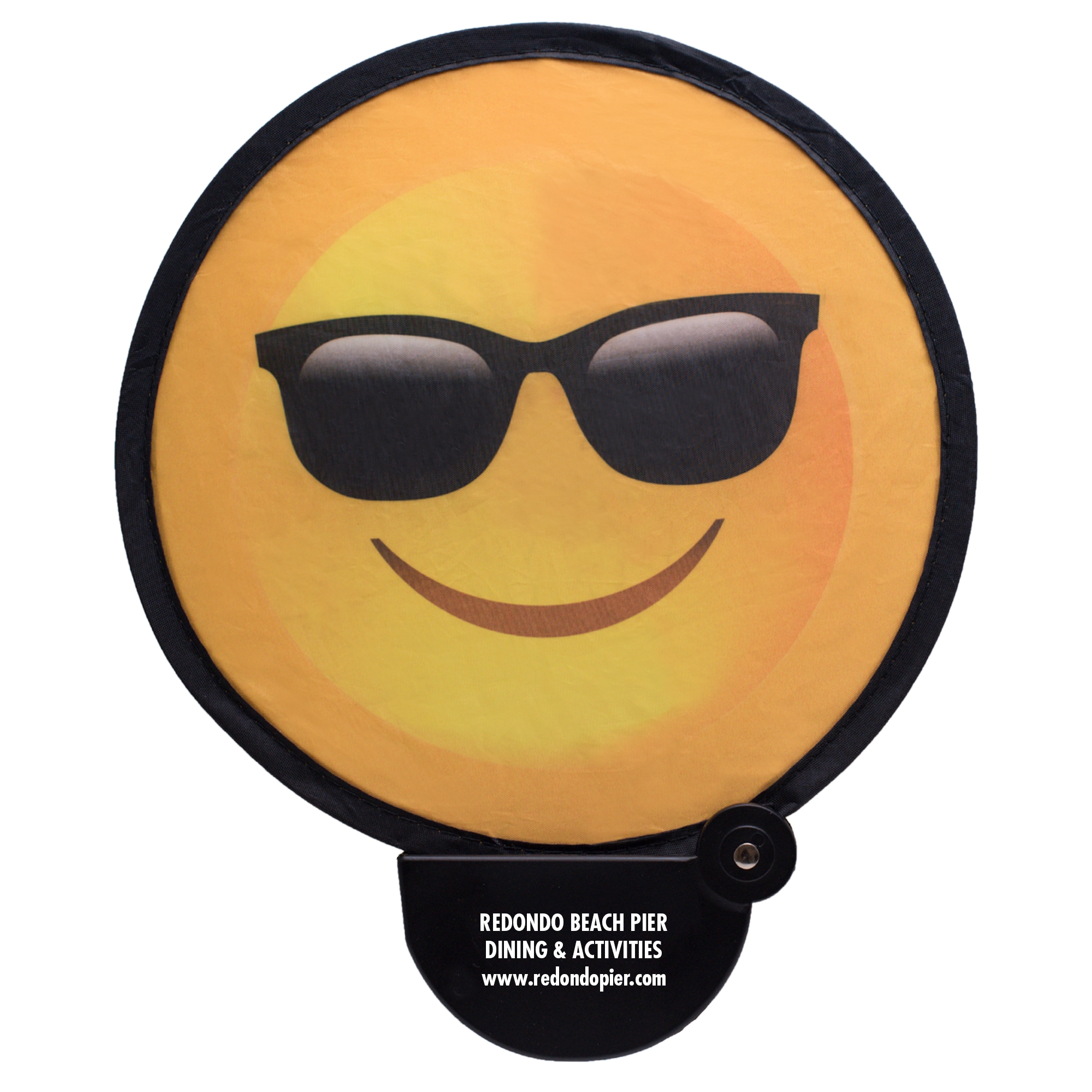 Handheld Pop-Up Fan