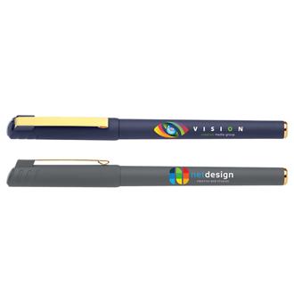 Customized Full Color Inkjet Soft Touch Lia Gel Pen